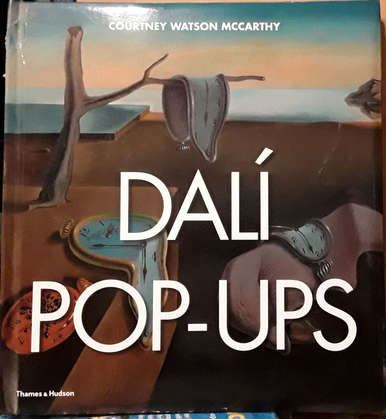 Dali Pop-Ups. Courtney Watson McCarthy.