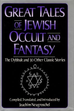 The Great Tales of Jewish Fantasy and Occult