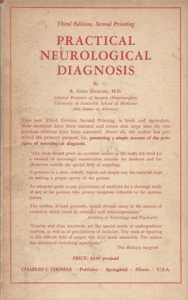 Practical Neurological Diagnosis; With special reference to the Problems of Neurosurgery