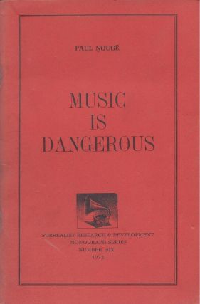 Music is Dangerous