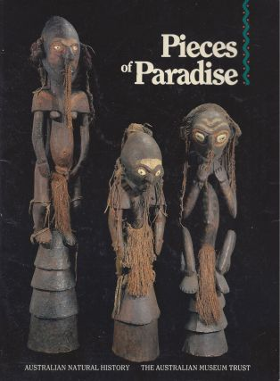 Australian Natural History, Supplement No. 1, 1988. Pieces of Paradise. Jim Specht